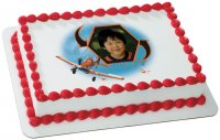 Planes - Like A Champion Photo Cake Frame