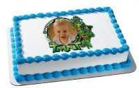 Teenage Mutant Ninja Turtles - Turtle Power Photo Cake Frame
